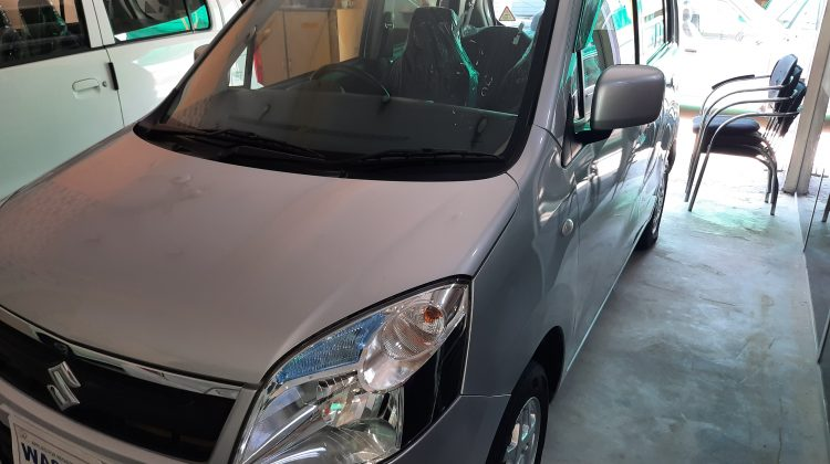 suzuki wagon R VXL Applied for model 2019