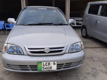 suzuki cultus Limited Addition 2016 for sale in Pakistan
