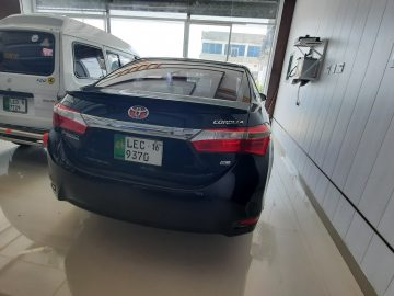toyota corolla gli 1.3 automatic model 2016 for sale