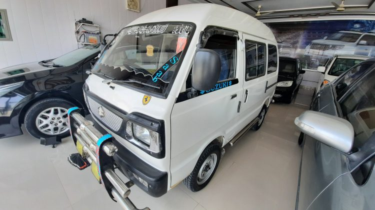 suzuki Bolan 2018 for sale at waseem motors bhakkar
