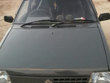 mehran vxr 1996 model bilkul neat nd clean car