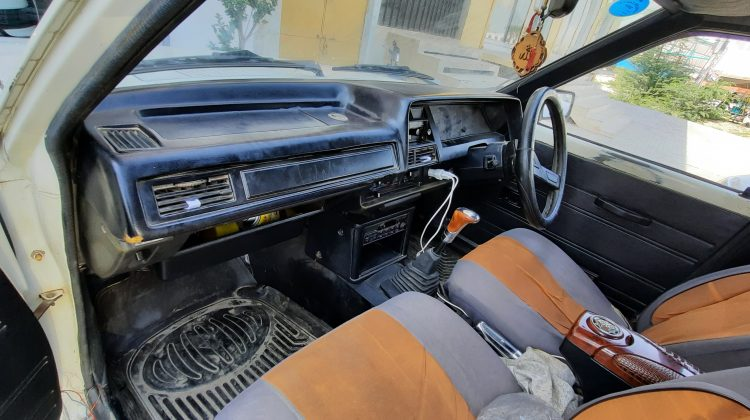 Toyota corolla 1982 for sale