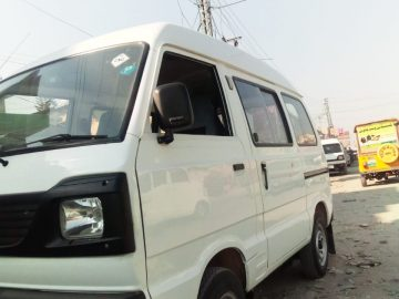 Suzuki bolan model 2011 company fitted CNG