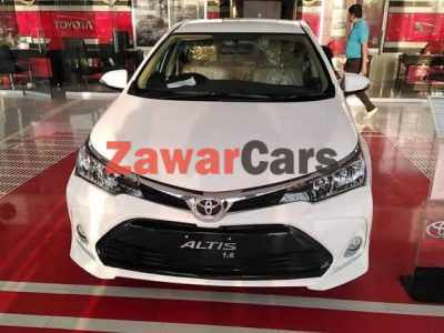 Toyota Pakistan is launching IMC New Corolla X 2021 at New Corolla X Features Price