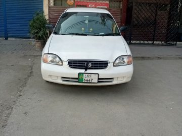 Baleno 2002 model car for sale