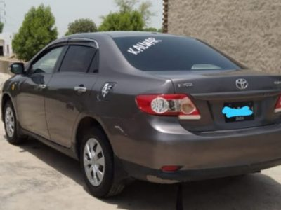 Corolla xli 2013 modl For Sale