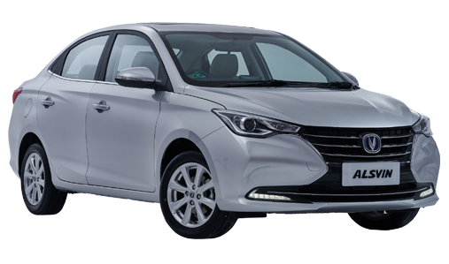 Changan Alsvin 1.5 Model 2021 from Meezan Bank on easy installments of 1 year to 7 years